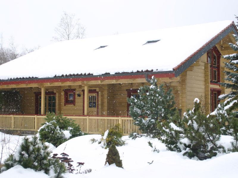 Ferienhaus Blockhaus Drübeck bei Wernigerode