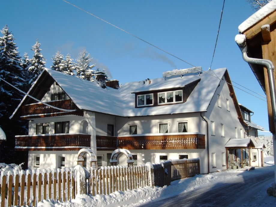 Waldfrieden Winter