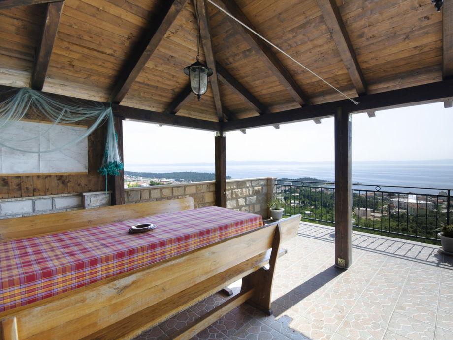 ferienhaus tirena dalmatien makarska firma prominens d. Black Bedroom Furniture Sets. Home Design Ideas