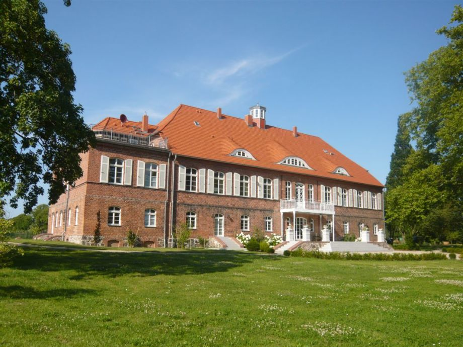 Schloss Pütnitz an der Ostsee