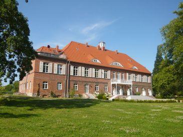 Ferienwohnung Platane im Schloss Pütnitz