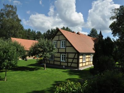 Jagdhaus Bebersee