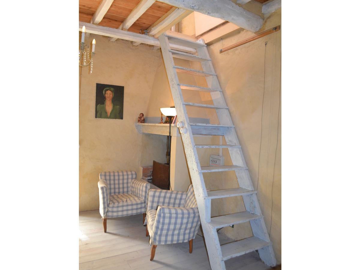 ... Leiter Schlafzimmer By Ferienhaus La Casina Dei Limoni Toskana Am Meer  Riviera ...