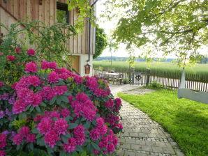 Ferienwohnung stilvolles Öko Loft in der Natur