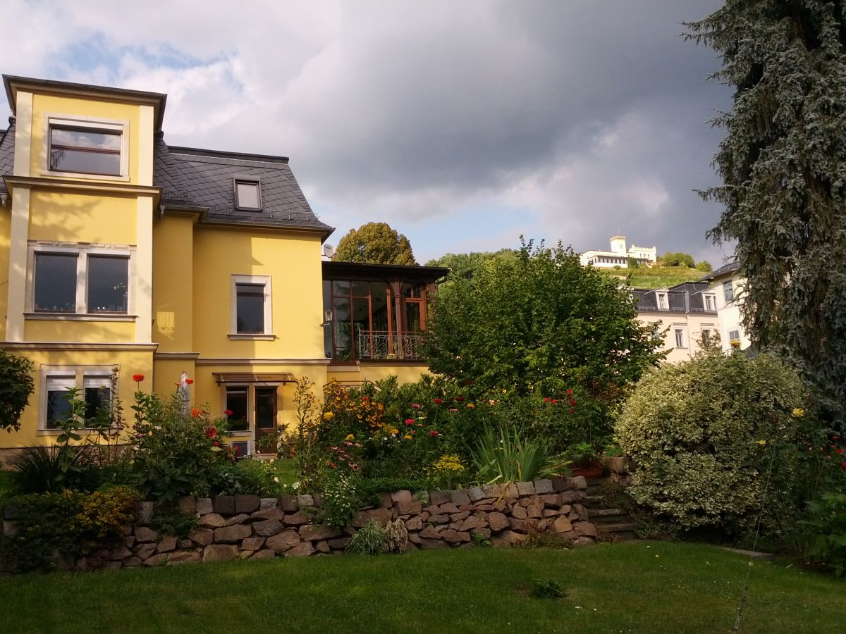 Ferienwohnung Unterm Wasserturm, Im Elbtal zwischen Dresden und ...