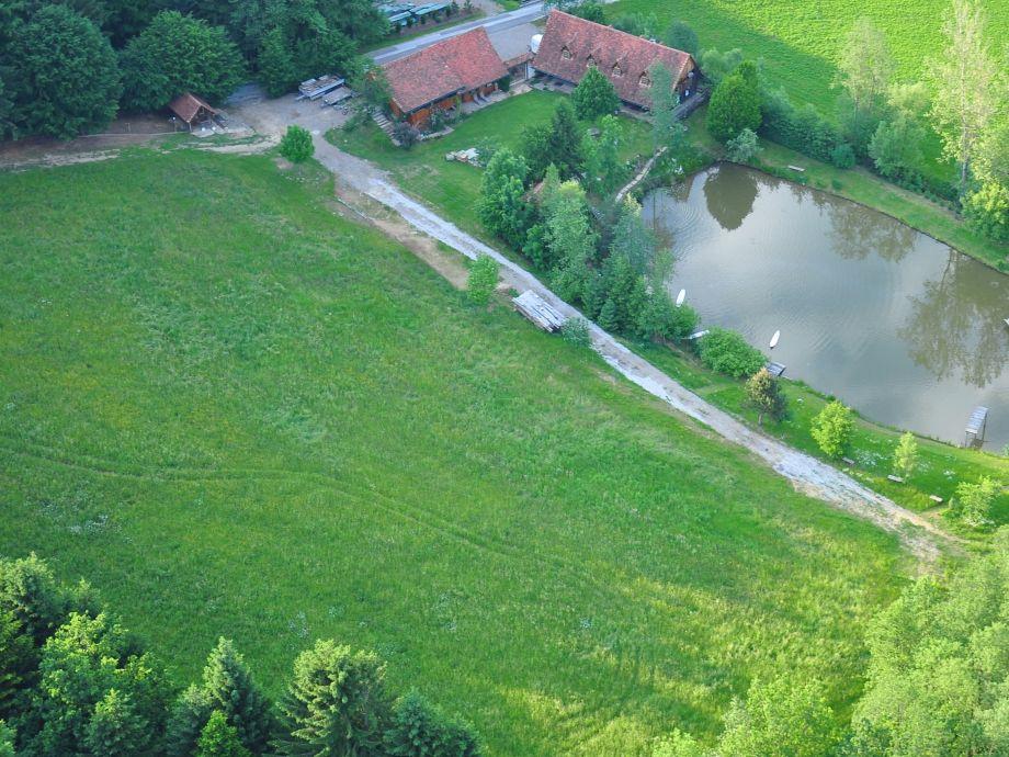 Luftbild Teichwiesn
