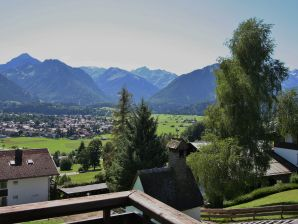 Oberstdorfer Bergwelt Ferienwohnung 405