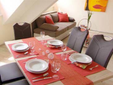 Ferienwohnung Lounge 1