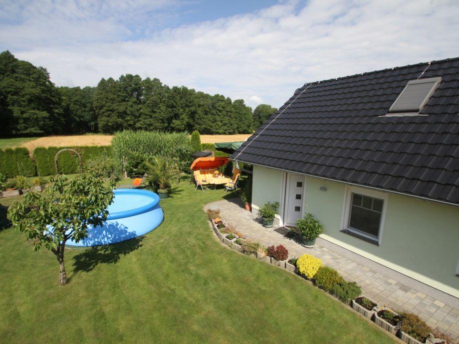 Ihr Haus aus der Vogelperspektive