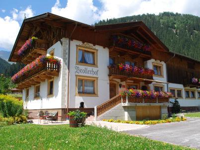 Brollerhof - Wohnung Enzian