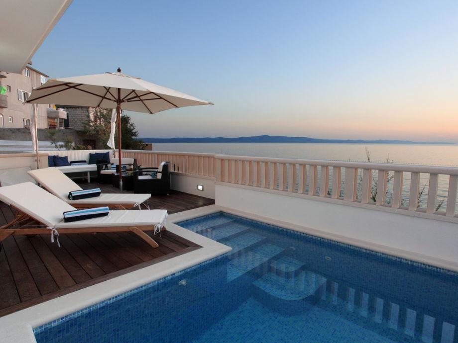 Villa Sea Star mit Meerblick