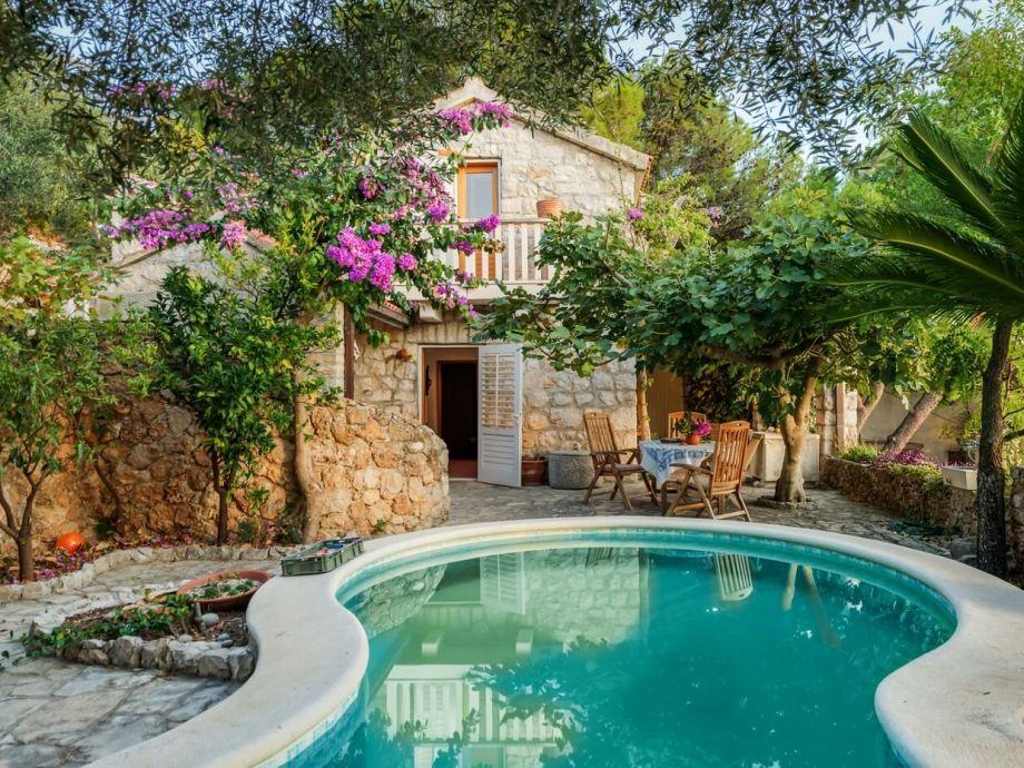 Außenaufnahme Villa Ina
