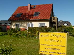 Ferienwohnung 1 im Haus Fengroe