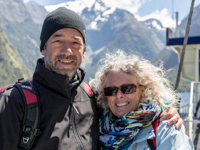 Ihr Gastgeber Walter A. & Ulrike Schaefer