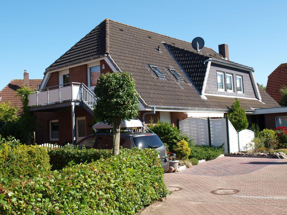 Typ GT 4 Raum Ferienwohnung mit Balkon Büsum Firma