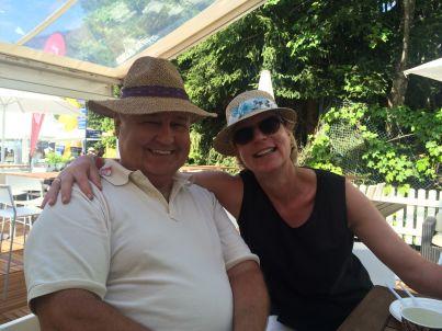 Ihr Gastgeber Rudi und Barbara Oberhauser