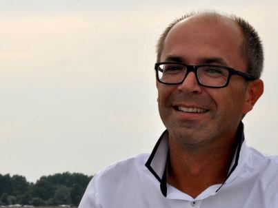 Your host Daniel Ackermann