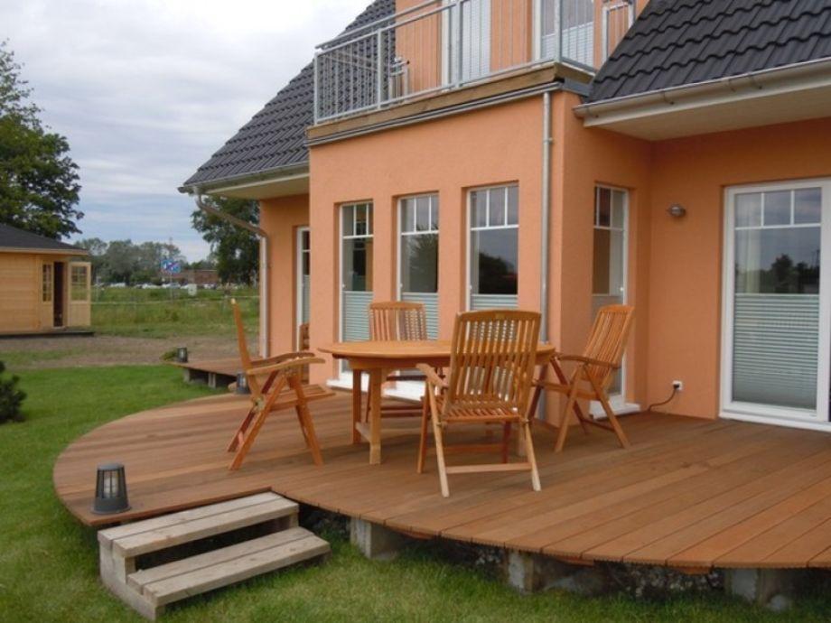 Außenaufnahme 2 im Haus Hafenblick Peenemünde