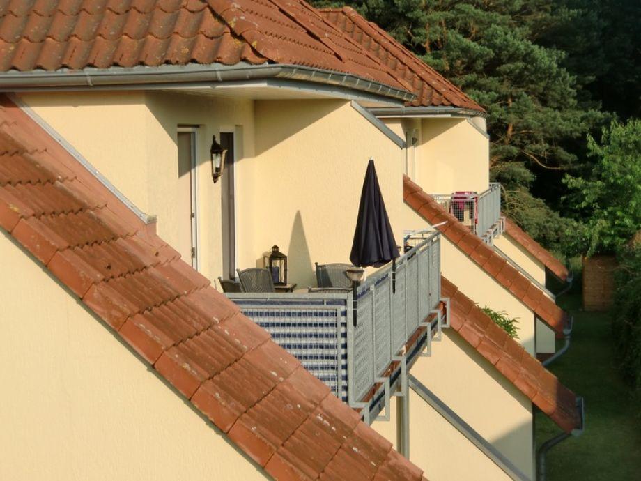 Außenaufnahme Sommergarten 40 24 Karlshagen