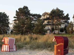 Ferienwohnung Strandoase - 1. Reihe am Meer