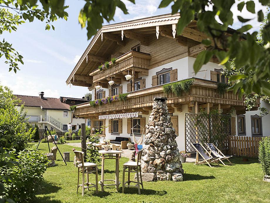 Ferienwohnung Bewegte Berge in Saalfelden