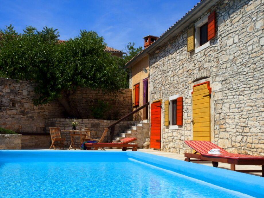 Privater Swimmingpool