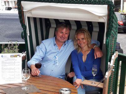Ihr Gastgeber Maria & Steffen
