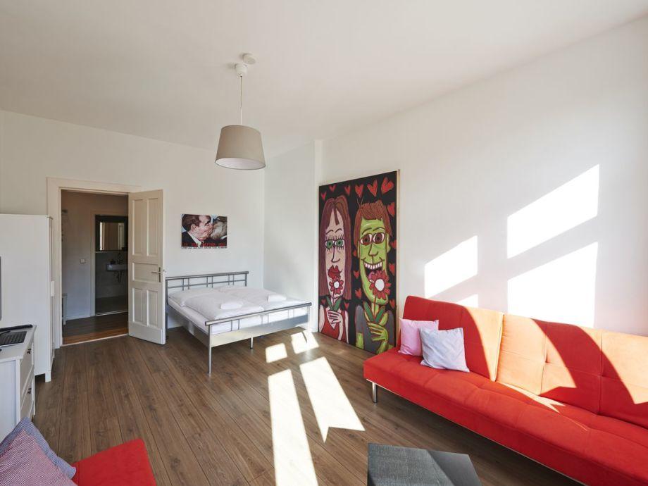 ferienwohnung topflat ii cityapartment berlin friedrichshain kreuzberg firma topflat. Black Bedroom Furniture Sets. Home Design Ideas