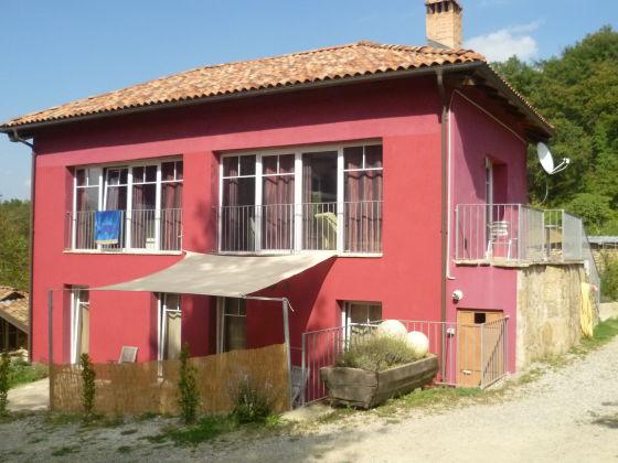 Ferienhaus casa fienile cascine crema piemont provinz for Moderni piani casa fienile