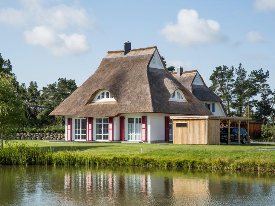 Ferienhaus Haubenlerche 62 am Teich