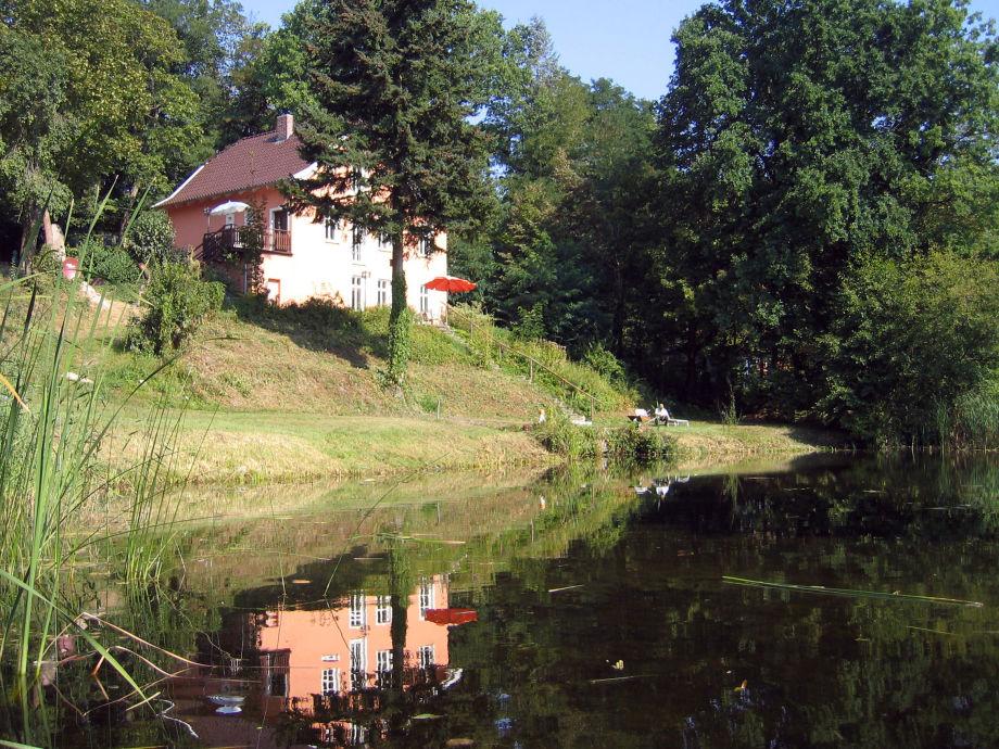 Weitläufiges Anwesen mit vielen Lieblingsplätzen