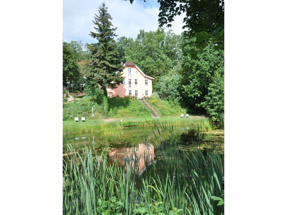 Weitläufiges, naturnahes Anwesen mit Liegewiese