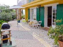 Ferienwohnung im Erdgeschoss mit kleinem Meerblick in Les Issambres