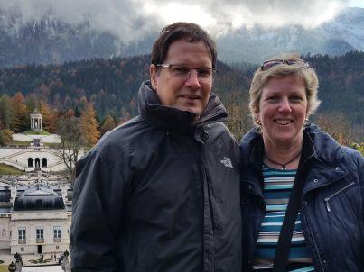 Ihr Gastgeber Petro und Dagmar Mudersbach