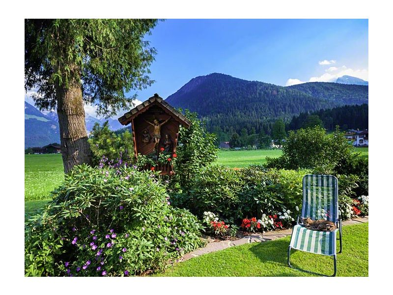 Ferienwohnung Grünstein - Gästehaus Dankllehen