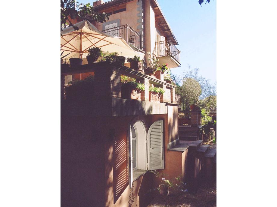 Außenaufnahme villa-verde-rom