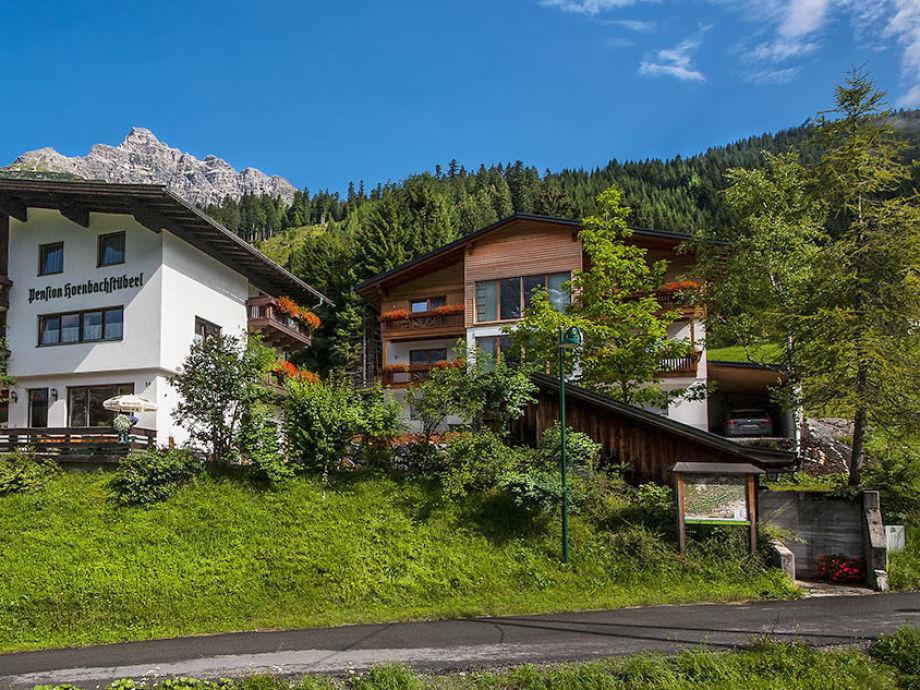 Hornbachstüber & Tiroler Herz