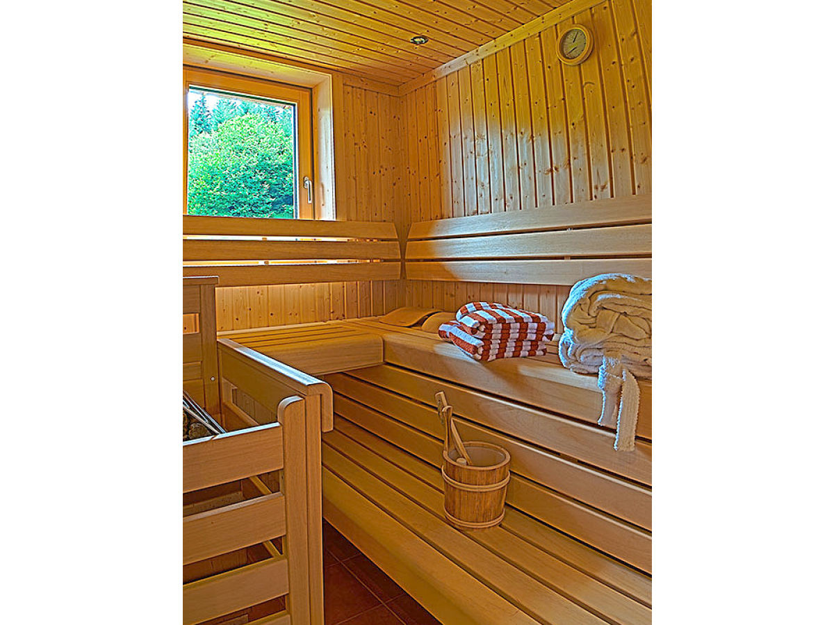 beautiful schlichtes sauna design holz seeblick contemporary, Badezimmer ideen