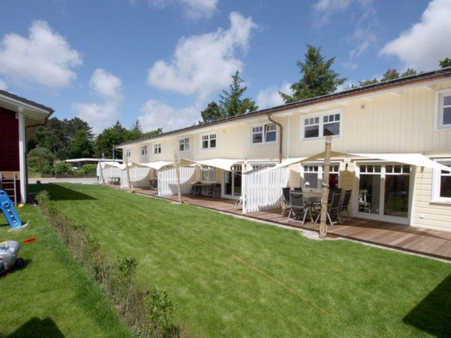 Schickes Reihen-Ferienhaus mit Terrasse