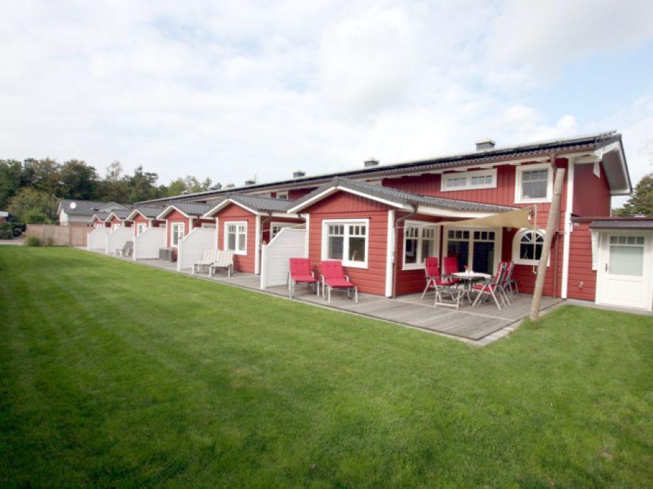 Neu erbaute Ferienanlage