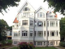 Ferienwohnung 3 im Haus Friedrichsen in der Gmelinstraße 22