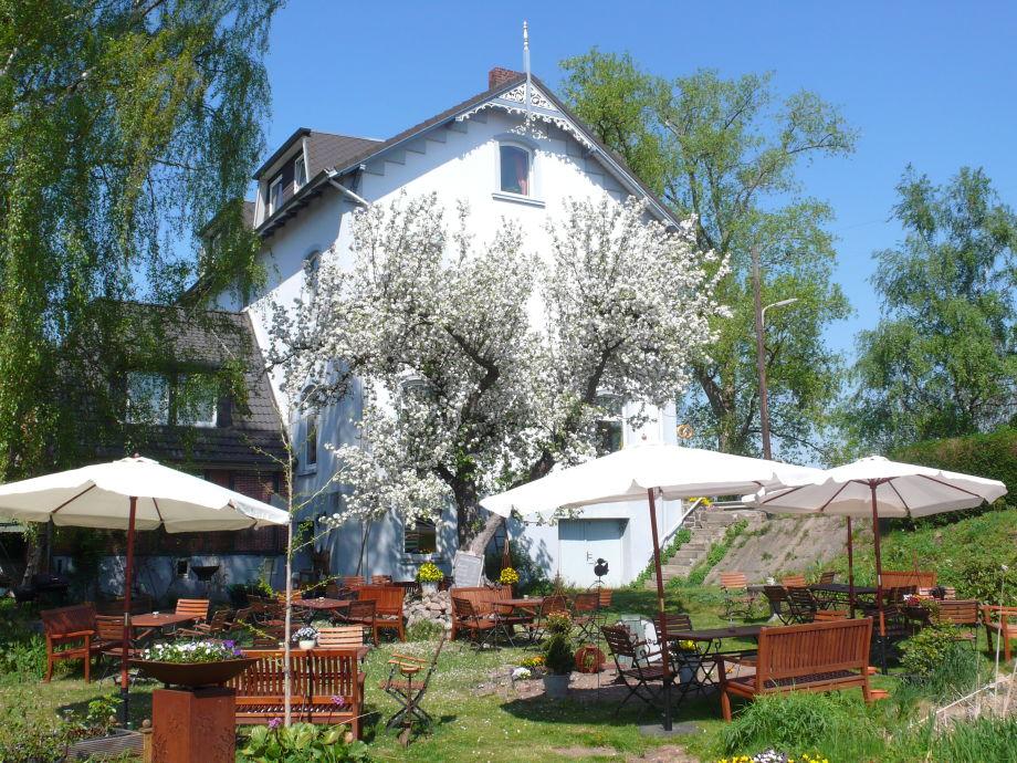 Ferienwohnung Elbblick, Hamburg-Bergedorf, Ruhige Lage