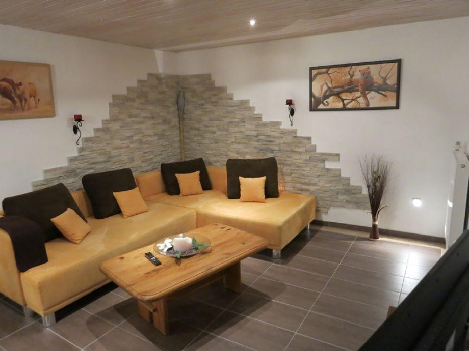 Wohnzimmer Mediterran Modern Haus Design Ideen