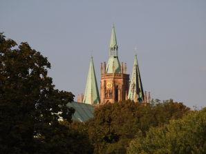 Ferienhaus Orangi an der St.Martinikirche in Erfurt