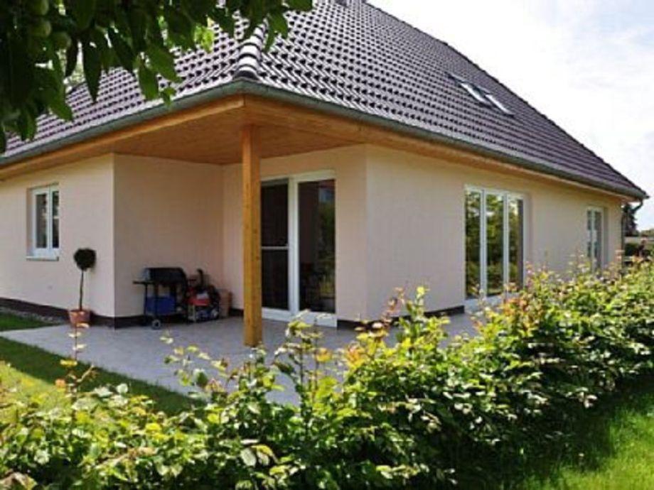 Außenaufnahme Ferienhaus Findling in der Seestraße