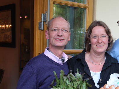 Your host Bodo Rengshausen-Fischbach
