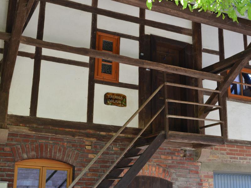 Holiday house Ferienhaus Walnuss