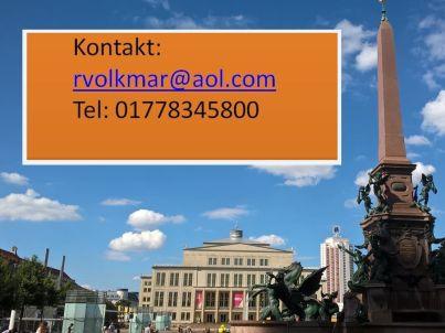 Your host Rene Volkmar