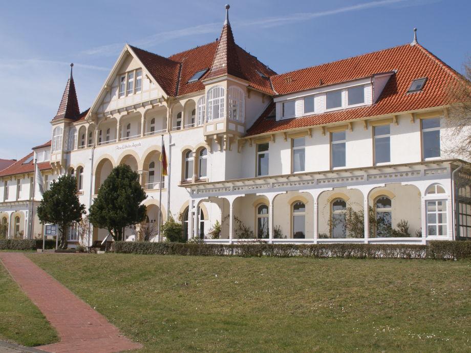 Die schöne Villa Augusta