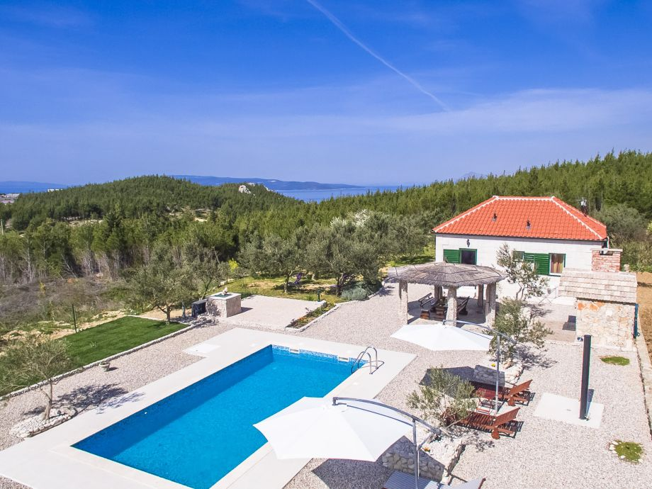 Ferienhaus / Swimmingpool